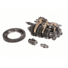 Quaife 6-Speed Dog Engagement Gearkit including Final Drive QKE6R - Lotus Elise K-Series PG1 Gearbox